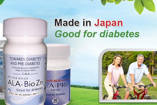 Thực phẩm chức năng ALA PRO hỗ trợ điều trị bệnh tiểu đường