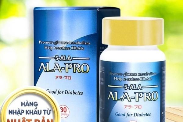 Có nên sử dụng thuốc tiểu đường Nhật Bản Ala-Pro?