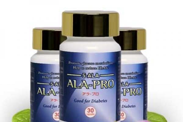Ala pro - sản phẩm hỗ trợ bệnh tiểu đường rất được ưa chuộng